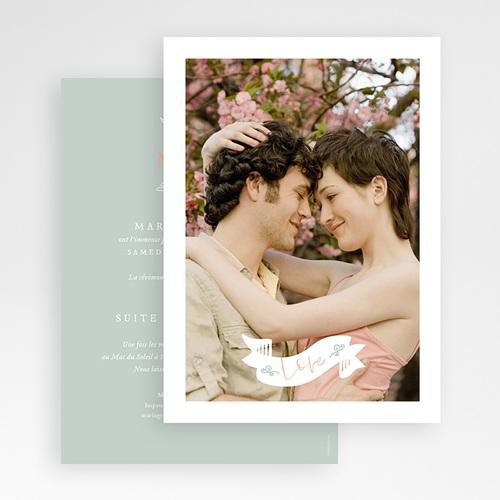Faire-Part Mariage Personnalisés - Ange Cupidon 51812 preview