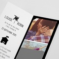 Faire Part Mariage creatif - Magic Love 51886 thumb