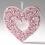 Faire-Part Mariage Traditionnel - Pochette coeur 52521 thumb