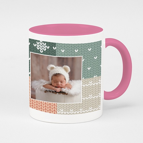 Mug de couleur - Lainage 52584