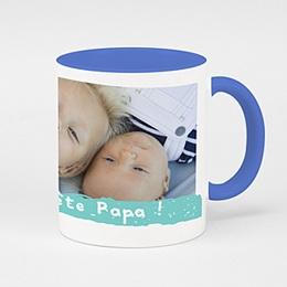 Mug de couleur Mug fête des pères