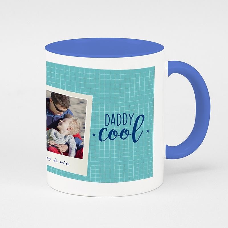 Mug de couleur Coolest Dad
