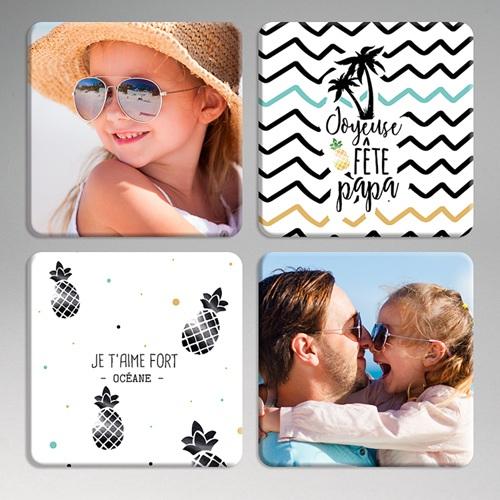 Dessous de verre avec photo - Style Tropical 53486 thumb