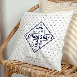Coussin Fête des pères Doux rêves