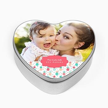 Boîte en métal personnalisée - Coffret d'amour - 0