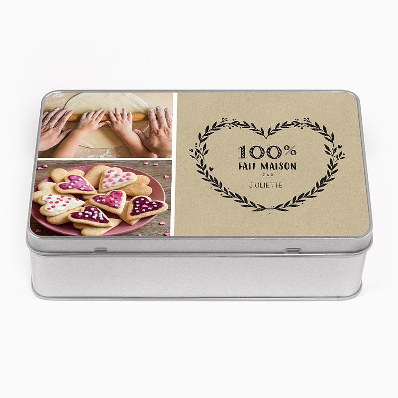 Boîte en métal personnalisée - Petits plaisirs 53657 thumb