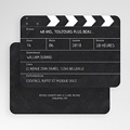 Invitation Anniversaire Adulte - Cinema 54378 thumb