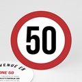 Carte Invitation Anniversaire Adulte Zone 50
