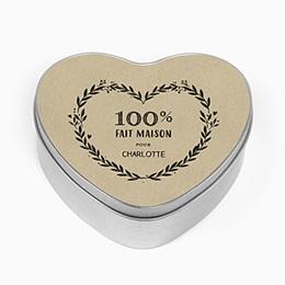 Boîte en métal personnalisée - Mamie à croquer - 0