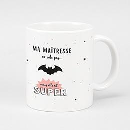 Mug - Super Maîtresse - 0