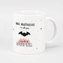 Cadeau maîtresse - Super Maîtresse - 0