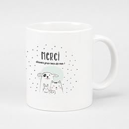 Mug Cadeaux Soins des Animaux