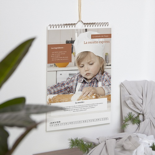 Calendrier Photo 2019 - Culinaire 54500 thumb