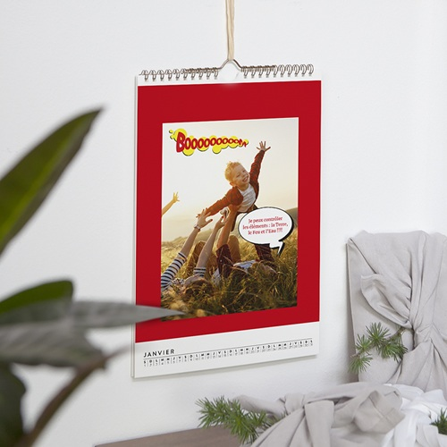 Calendrier Photo 2019 - Super Héros 54502 thumb