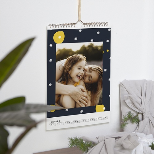 Calendrier Photo 2019 - Jaune et Noir 54505 thumb