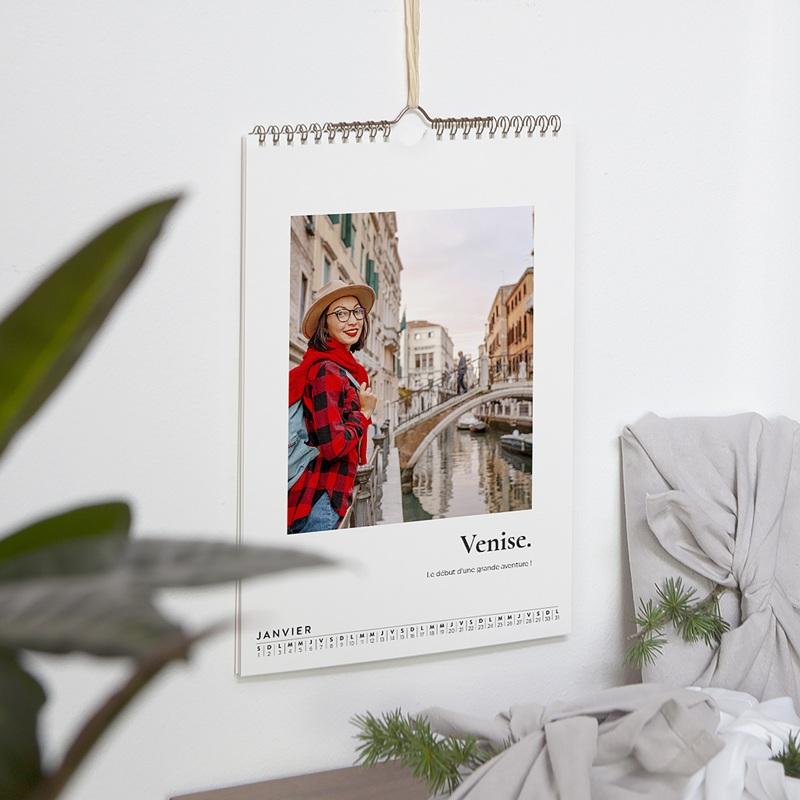 Calendrier Photo 2019 - Grand voyageur 54514 thumb