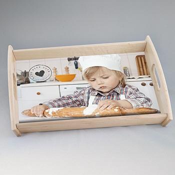 Plateaux personnalisés avec photos - vive la cuisine - 0