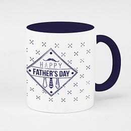 Mug fête des pères Papa Vintage