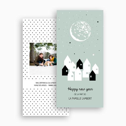 Carte de Voeux 2018 - Village Etoilé 54852 preview