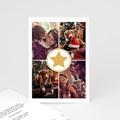 Carte de Voeux 2019 - Etoile dorée 54941 thumb
