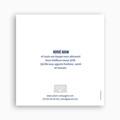 Cartes de Voeux Professionnels - Origami colombe bleue 55015 thumb