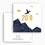 Cartes de Voeux Professionnels - Origami colombe bleue 55016 thumb