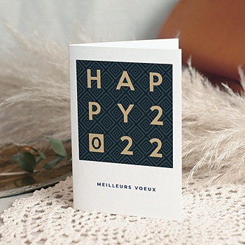 Cartes de Voeux Professionnels - Happy Or - 0