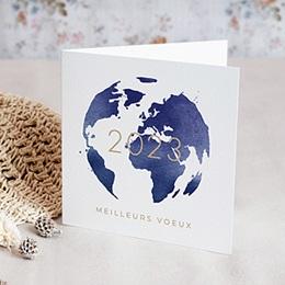 Voeux Pro Nouvel An Monde entier