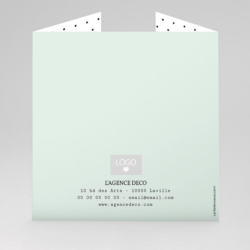 Carte de Voeux Professionnelle - Géométrique 55269 thumb