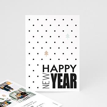 Carte de Voeux 2018 - Typographique - 0