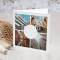 Carte de Voeux Entreprise Archi Moderne