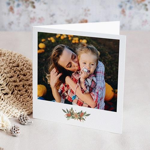 Carte de Voeux 2018 - Etoile de Noel 55402
