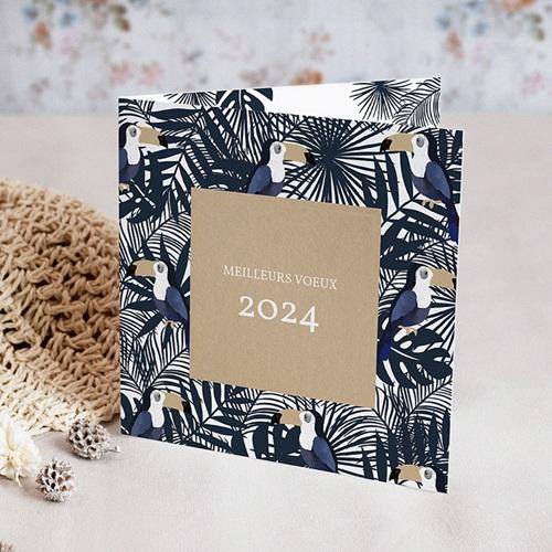 Carte de Voeux Entreprise Toucans