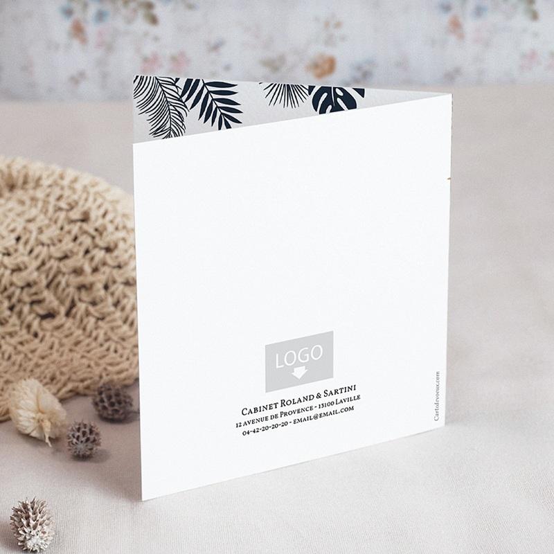 Carte de Voeux Entreprise Toucans gratuit