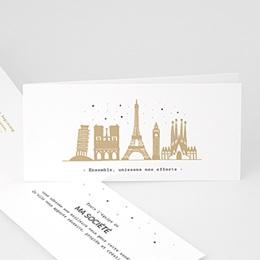 Voeux Pro Nouvel An European Cities