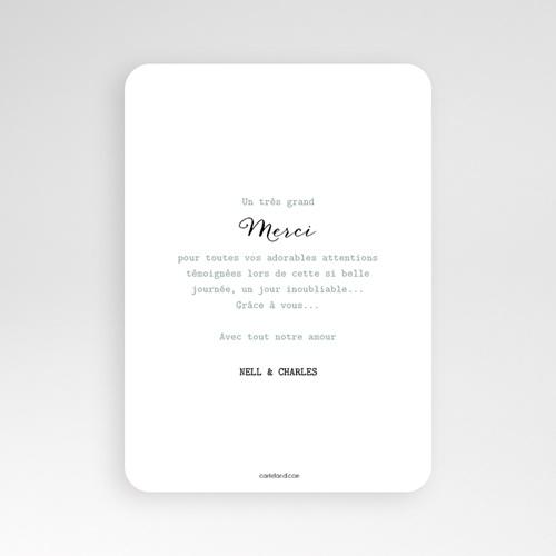 Remerciement mariage créatif - Côtillons Dorés 55663 thumb