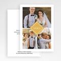 Remerciement mariage chic - Losange Doré 55673 thumb