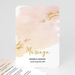 Faire-part mariage Doux bonheur