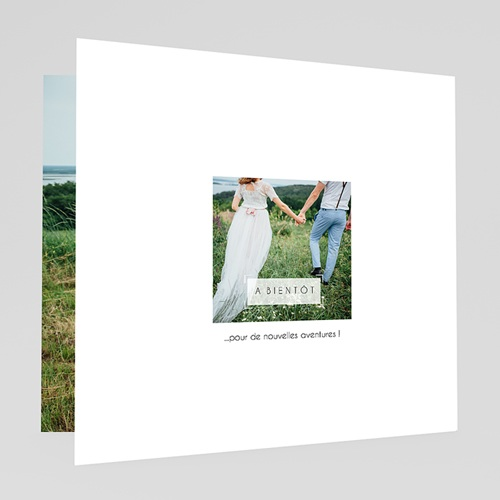 Carte Remerciements Mariage - So nice 55800 preview