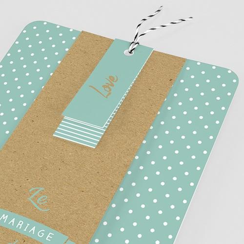 Faire Part mariage vintage - Vintage & Pois 55874 preview