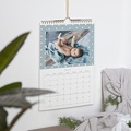 Calendrier Mural Etoiles pas cher