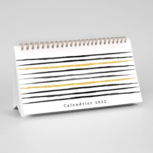 Calendrier de Bureau - Touches d'Or 56437 preview