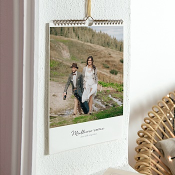 Calendrier Vistaprint 2019.Calendrier 2020 Personnalise Avec Photo Carteland