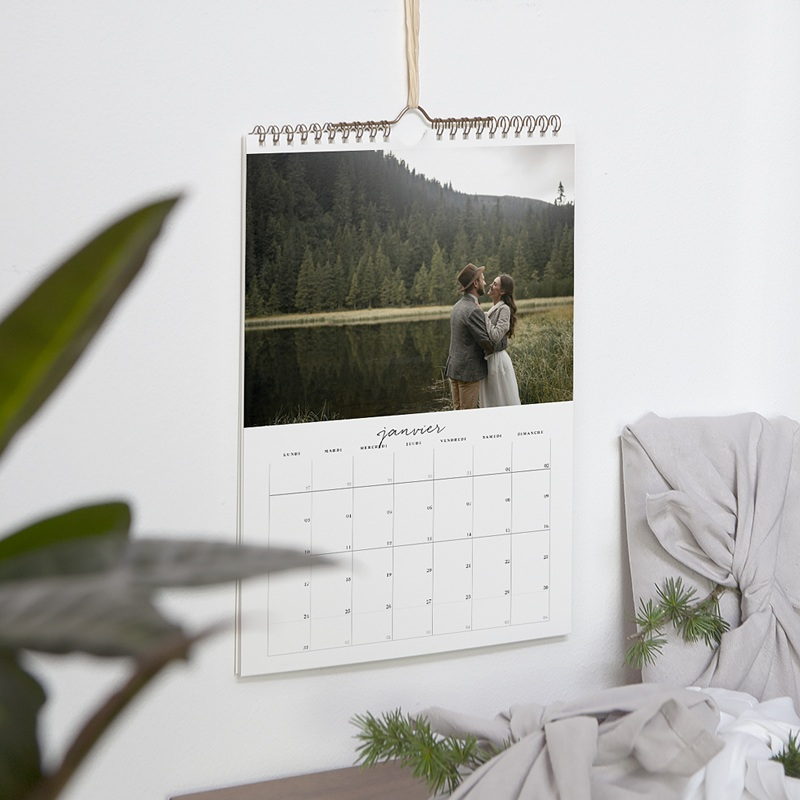 Calendrier Photo 2019 - Vierge 56480 thumb