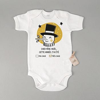 Body bébé - Pinocchio - 0