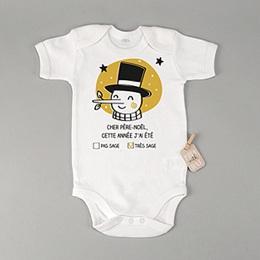 Body bébé Pinocchio