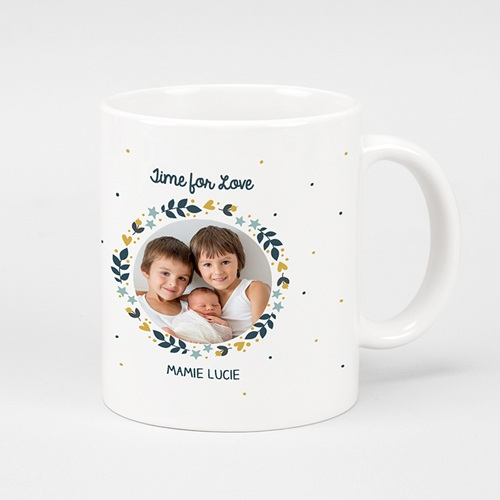 Mug Personnalisé Photo Christmas coffee