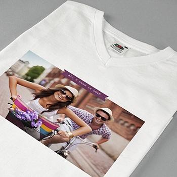 Tee-Shirt avec photo - Créé par Moi-même - 1