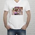 Tee-Shirt Personnalisé Photo Créé par Moi-même gratuit