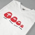 Tee-Shirt Personnalisé Photo Poupées Russes pas cher
